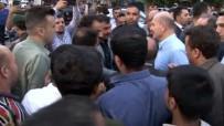 İçişleri Bakanı Soylu Akçakale'de Esnafı Ziyaret Etti
