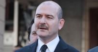 İçişleri Bakanı Soylu Roketli Saldırıda Yaralananları Ziyaret Etti