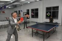 İnönü'de Masa Tenisi Turnuvası Şampiyonu Adnan Özdamar Oldu