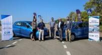 MOBİL UYGULAMA - Kablosuz Paylaşımlı Şarj Teknolojisi, Sürücüsüz Araç Test Parkurunda