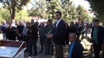 ANMA TÖRENİ - Kartal Belediyesi Eski Park Ve Bahçeler Müdürü Cemal Şahan Mezarı Başında Anıldı