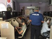 OKUL SERVİSİ - Konyaaltı'ndaki Okullar Çevresinde Denetim Uygulaması Yapıldı