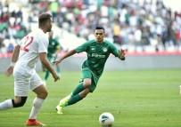 VE GOL - Konyaspor Özel Maçta Eskişehirspor'u 1-0 Mağlup Etti