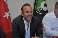 HALUK ULUSOY - Mehmet Özdilek Açıklaması 'Gelebilecek Her Türlü Hedefe Varız'