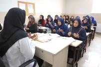 KURAN KURSU - Mehmetçik İçin Kuran-I Kerim Okudular, Dua Ettiler