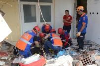 TATBIKAT - Nefes Kesen Deprem Tatbikatı