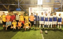 Niyazi Algıç, Futbol Turnuvası Başladı