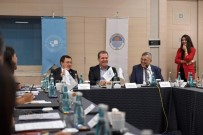 ÇEVRE SORUNLARI - UCLG-MEWA'nın Sosyal İçerme Komitesi Başkanlık Divanı Mersin'de Yapıldı