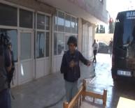 HAVAN MERMİSİ - YPG Yine Gazetecileri Hedef Aldı