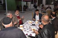 GAZILER - Başkan Bülent Öz, 'Barış Pınarı' İçin Dua Etti