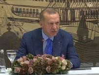 Cumhurbaşkanı Erdoğan'dan Barış Pınarı Harekatı açıklaması