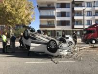 Konya'da Düğün Konvoyunda Zincirleme Kaza Açıklaması 3 Yaralı