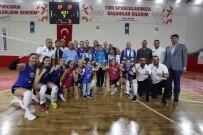 DAVUT GÜL - Merinosspor İlk Maçında Antalyaspor'u Mağlup Etti