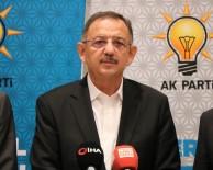 YUSUF ZIYA YıLMAZ - Özhaseki Açıklaması 'Yerel Yönetimler Yasası, Yılbaşına Kadar Meclise Getirilecek'