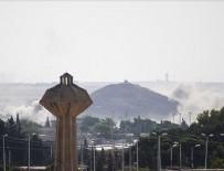 Tel Abyad'ın batısı teröristlerden kurtarıldı
