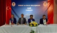 Vali Güzeloğlu Hani'de Esnaf Ve Vatandaşlarla Buluştu