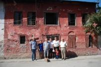 Virane Evler Korkutuyor