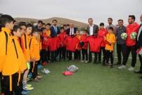YUSUF ŞAHIN - Yahyalı Futbol Akademisi'nden Mehmetçiğe Dua