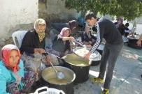 Balıkesir'de Bayrak Hayrında Barış Pınarı Harekatı İçin Dua Yapıldı