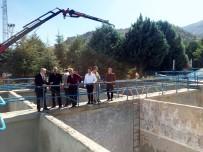ISPARTA BELEDİYESİ - Başkan Başdeğirmen Açıklaması 'Hemşehrilerimiz İçme Suyunu Gönül Rahatlığı İle Tüketebilirler'