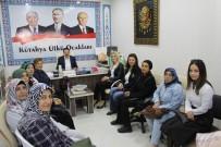 ÜLKÜ OCAKLARı - Başkan Hülya Öztürk Açıklaması 'Ülkü Ocakları, Liderimizin Vizyonudur'