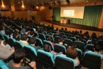 ÇEVRE SORUNLARI - Başkan Kazım Kurt, Anadolu Kaşifleri Öğrenci Topluluğunun Tanışma Toplantısına Katıldı