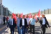 GAZILER - Diyarbakırlı Vatandaşlardan Barış Pınarı Harekatı İçin Gönüllü Askerlik Başvurusu