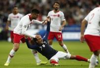 MEHMET ZEKI ÇELIK - EURO 2020 Grup Eleme Açıklaması Fransa Açıklaması 0 - Türkiye Açıklaması 0 (İlk Yarı)