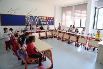 Hayırseverin Kardeşi Adına Yaptırdığı Okulda Eğitim Başladı