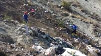 KAVACıK - Hayvanları Telef Eden Çöpleri Topladılar