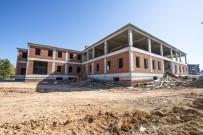 SAUNA - İtfaiye Merkezi  Önümüzdeki Yıl Tamamlanacak