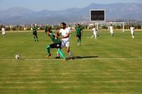 Manavgat Belediyespor Şampiyonluk Mücadelesine Devam Ediyor