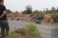 DAMPERLİ KAMYON - Mersin'de Trafik Kazaları Açıklaması 1 Ölü, 1 Yaralı
