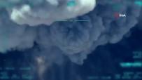 BEBEK KATİLİ - Mühimmat İkmali Yapan Teröristler Havaya Uçuruldu