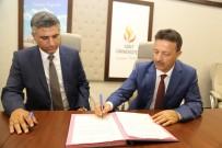YÜKSEK ÖĞRETIM KURUMU - Siirt'te Tarım Ve Hayvancılık Alanında İşbirliği Protokolü İmzalandı