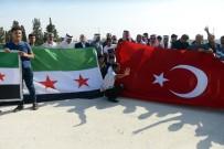 Suriyeli Aşiret Liderlerinden Sınırın Sıfır Noktasında Harekata Destek