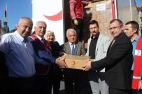 Türk Kızılayı'dan Giresun'daki İhtiyaç Sahiplerine 3 Ton Kavurma