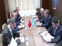 KAZAKISTAN CUMHURBAŞKANı - Türk Konseyi Dışişleri Bakanları Toplantısı Başladı
