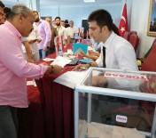 OZAN GÜVEN - TÜRSAB Batı Antalya'da Rıza Perçin Güven Tazeledi