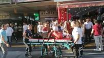 Yayaya Çarpıp, Fren Yerine Gaza Basınca Olanlar Oldu