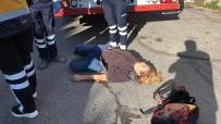 Alkol Komasına Giren Kadın Polisleri Harekete Geçirdi