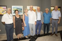 Atalay Ve Arıkan, Mersin Deniz Müzesinde Sergi Açtı