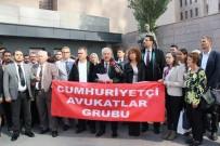 İZMIR BAROSU - Avukatlardan İzmir Barosuna Tepki