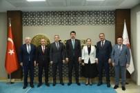Bakan Kurum'dan Bağlar Belediyesi Projelerine Destek