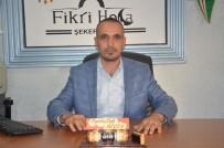 AYETULLAH - Başkan Ayetullah Geçen'den Barış Pınarı Harekatına Tam Destek