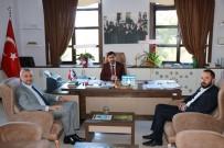 İMAM HATİP LİSESİ - Başkan Biçer'den Müftü Aydın'a Ziyaret
