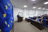 Edremit Belediyesi'ne, Avrupa Konseyi'nden Şeref Bayrağı