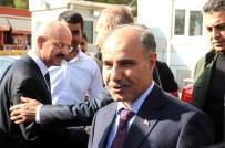 MEHMET YALÇıNKAYA - Emniyet Genel Müdürü Aktaş Suriye Sınırında