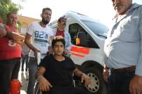 Havan Topu Saldırısında Bacağından Yaralanan Çocuk İHA'ya Konuştu