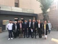 İZMIR BAROSU - İzmir Barosu'nun Harekatla İlgili Açıklamalarına Bir Tepki De HUDER'den